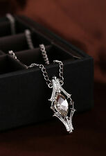 THE LORD OF THE RINGS THE PHIAL OF GALADRIEL NECKLACE ARWEN EVENSTAR HOBBIT