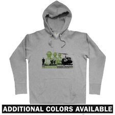 Extraction Squad Hoodie - Recon Special Ops CERT Army Military SEALS - Men S-3XL
