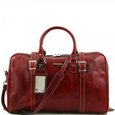 Tuscany Leather Berlin - Travel leather bag - Small size