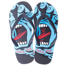 Santa Cruz Mens Screaming Hand Thongs