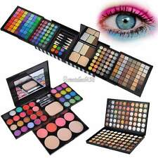 New Colors Set Eye Shadow Makeup Cosmetic Shimmer Matte Eyeshadow Palette