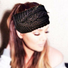 Cable knitted Headband,Cable knit ear warmer,Knitted headband,Handmade earwarmer