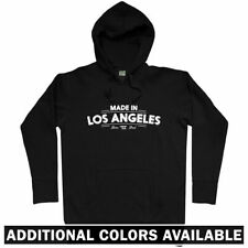 Made in Los Angeles V2 Hoodie - CA California Lakers Dodgers Clippers  Men S-3XL