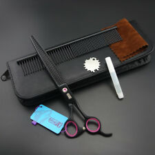 7.5 inch Pro.Dog GROOMING SCISSORS Thinning Shears+Stainless steel comb K569