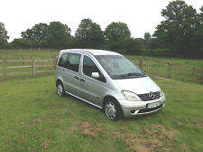 LHD LEFT HAND DRIVE Mercedes-Benz Vaneo 1.7CDI WITH CLIMATE CONTROL