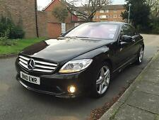 2010 **10** Mercedes-Benz CL 500 AMG SPORT PACK SALVAGE DAMAGED REPAIRABLE