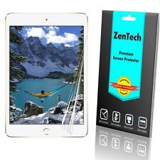 ZenTech Bubble free Anti Shock Screen Protector for iPad 4 3 & Air 2 1 + Stylus