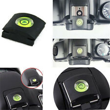 One 1/ Double 2/Triple 3 Axis Hot Shoe Cover Bubble Spirit Level For Nikon Canon