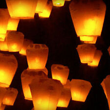 5Pcs Colored Chinese Kongming Sky Flying Lanterns for Wishing weddings Reunions