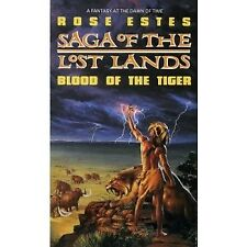 Blood of the Tiger, Estes, Rose, Used; Very Good Book