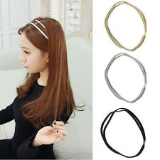 Fashion Elastic Headband Head Piece Hair Band Jewelry Women Girl Lady Hairband