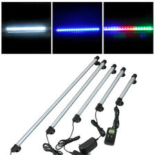 LED 18 30 42 57 Bar Strip Light Lamp Waterproof Submersible Aquarium Fish Tank