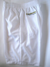 New! Bowlswear Men's White Comfort Fit Shorts Only $40 with Free Postage!