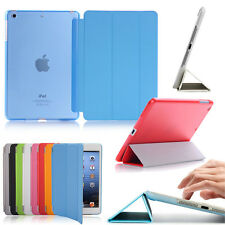 New Slim Magnetic Leather Smart Cover Case For APPLE iPad Pro Air Mini 1 2 3 4