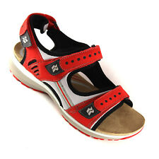 Romika Olivia 02 Trekking Sandal Contoured Footbed For Comfort And Stability