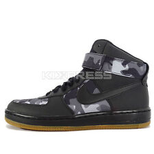 WMNS Nike AF1 Ultra Force Mid PRT [807384-001] NSW Casual Camo Black/Grey