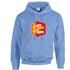 The Price Is Right Hooded Sweatshirt The Price Is Right Game Show Carolina Blue