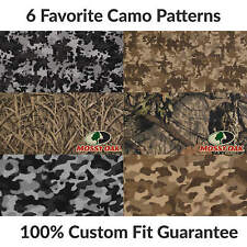 2nd Row Camo Carpet Floor Mat for Jeep Cherokee #F3670