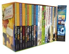 Michael Morpurgo Read Around the World Box Set Collection x 20 Books + Bookmark