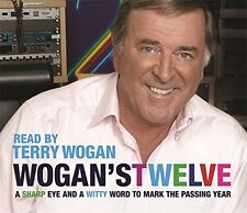 Read By Sir Terry Wogan's Twelve 3 x CD Audio Book 12 Wogans VGC Audiobook