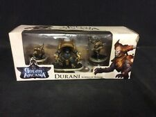 Golem Arcana - Durani: Scions of Honor Used In Box J140