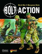 Bolt Action: World War II Wargames Rules ' Games, Warlord