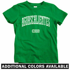 Aguascalientes Mexico Kids T-shirt - Baby Toddler Youth - Mexican Travel Gift MX