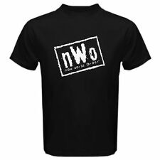 new world order logo black and white T-Shirt S M L XL 2XL 3XL