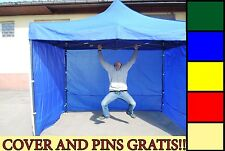 PROFESSIONAL STRONG Express TENT Stall Folding Pavilion Market Gazebo Marquees