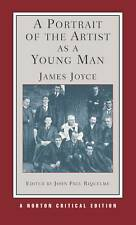 Joyce Portrait of an Artist as a Young Man ' Joyce