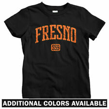 Fresno 559 Kids T-shirt - Baby Toddler Youth Tee - California CA State Bulldogs