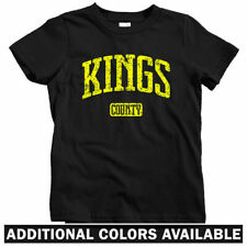 Kings County Brooklyn Kids T-shirt - Baby Toddler Youth Tee - NYC New York Gift