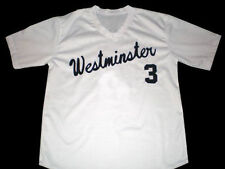 ALEX RODRIGUEZ WESTMINSTER HIGH SCHOOL BASEBALL WHITE JERSEY NEW SEWN ANY SIZE
