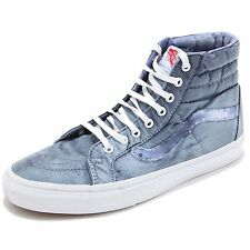 1071L sneakers uomo VANS dress sk8 reissue hi blues scarpe shoes men