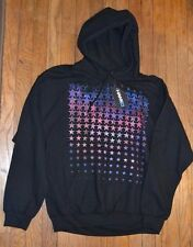 Tony Hawk Hooded  Sweatshirt Sweat Shirt Hoodie Stars With Front Pocket