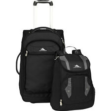 High Sierra Adventure Access Carry On Wheeled  BACKPACK Wheeled Backpack NEW
