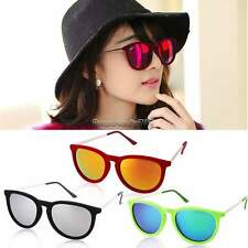 Unisex Women Men Vintage Retro Fashion Mirror Lens Sunglasses Glasses NC89