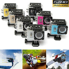 HD 720P Sports DVR Waterproof Helmet Camera Camcorder Video DV SJ4000 2.0""