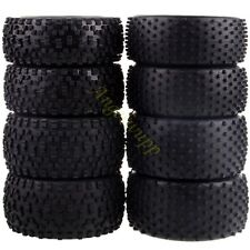 "RC 1:10 Car Off Road Buggy Front 06009 Rear 06025 2.2"" Tyre tires Sponge Insert"