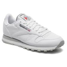 Reebok Classic Leather White Mens Trainers - 2214