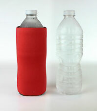 Water Bottle koolie blank fits 20 oz water and 16 oz soft drink bottles