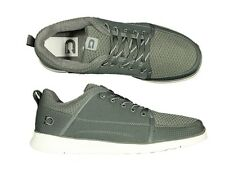 MENS TRAINERS NICHOLAS DEAKINS MONEYPIT IN GREY MIX COLOUR ALL SIZES 6 TO 12