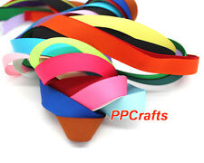 Wholesale Grosgrain Ribbon in High Quality~ Many Colors & Sizes 100YDS/Roll