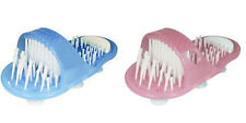 CLEAN FEET FOOT SCRUBBER BRUSH EXFOLIATOR & MASSAGER GREAT CHRISTMAS PRESENT