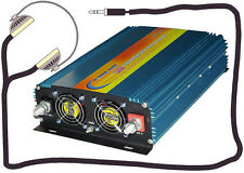1500W,3000W,5000W Pure Sine Wave Power Inverter 12V,24V,48VDC/110VAC 60Hz Power