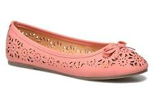 Kids's I Love Shoes Suflata Ballet Pumps in Pink