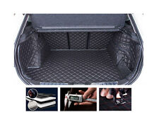 For BMW X1 2009-2015 Trunk Mat Cargo Auto Boot Liner Carpet All Weather Mats