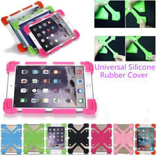 """Universal Shockproof Cover Soft Silicone Case For 7.9/8/9"""" inch Tablet PC MID"""
