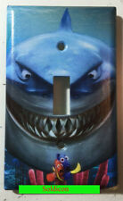 Finding Nemo, Dory & Shark Light Switch Power Outlet Cover Plate Home decor