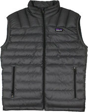 Patagonia Down Sweater Vest Forge Grey